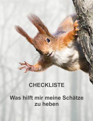 HSP Checkliste Schaetze