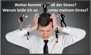 innerer schweinehund macht stress