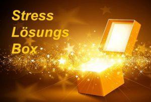 stresslösungsbox