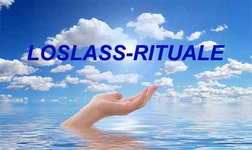 loslass-rituale